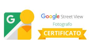 google fotografo certificato