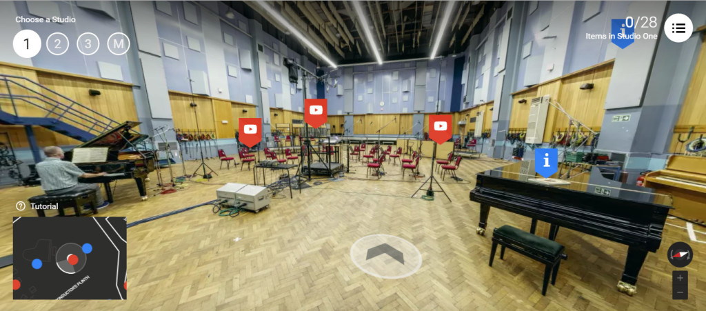 Abbey Road Studios 1