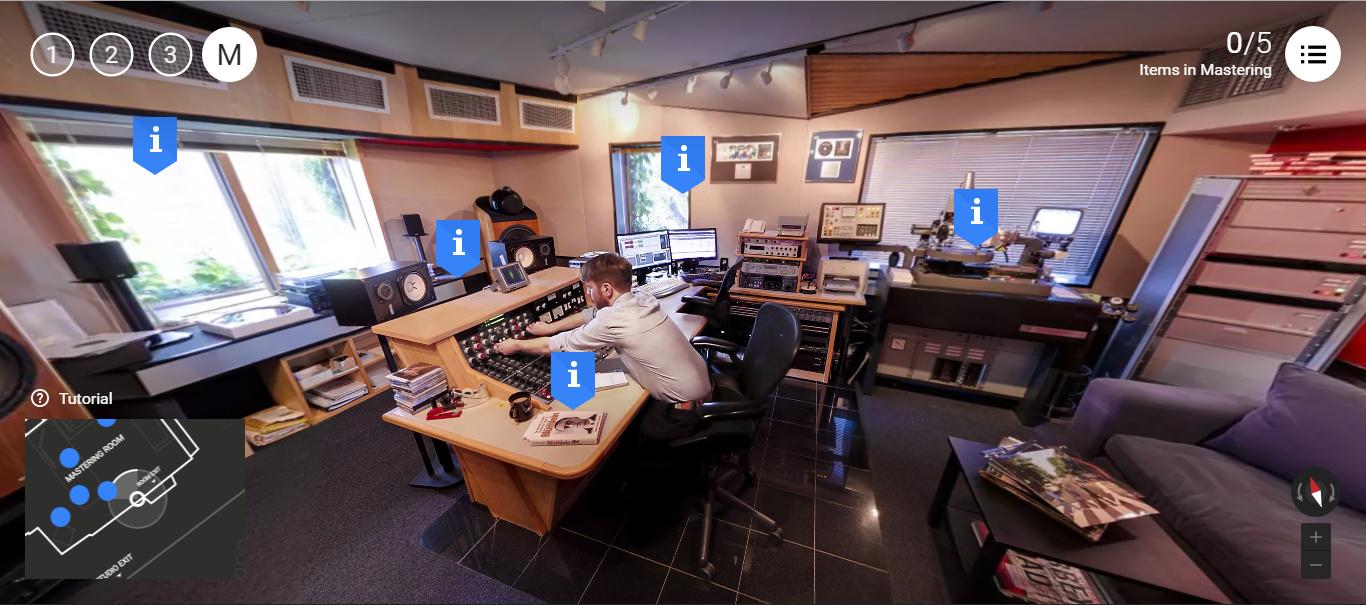 Abbey Road Studios M