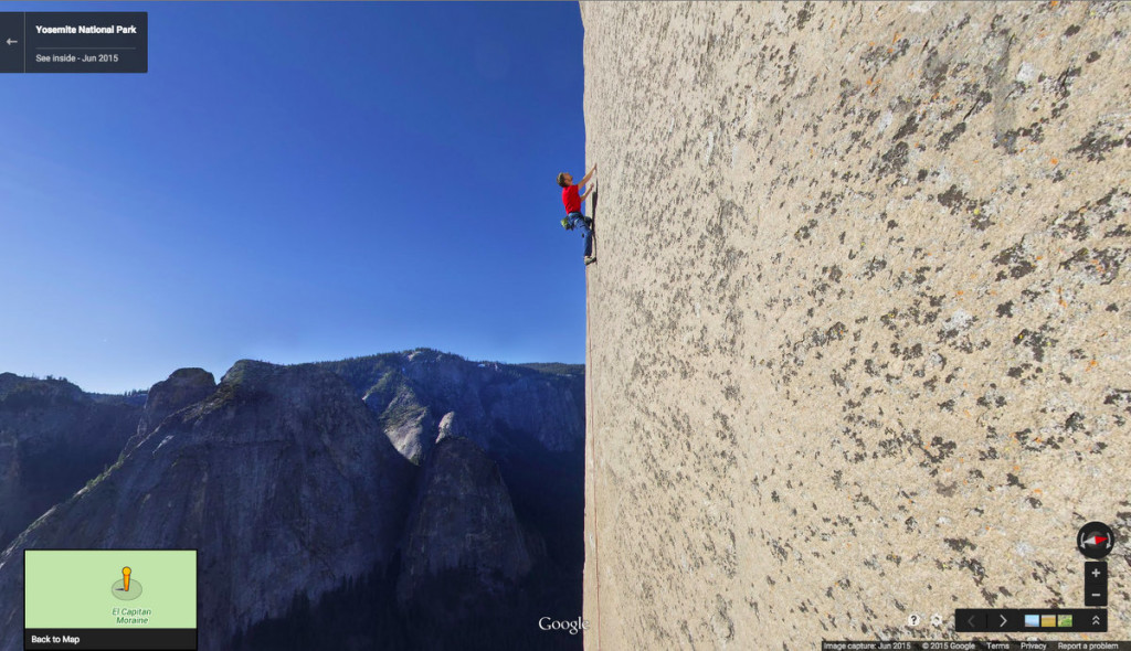 el capitan tommy caldwell street view