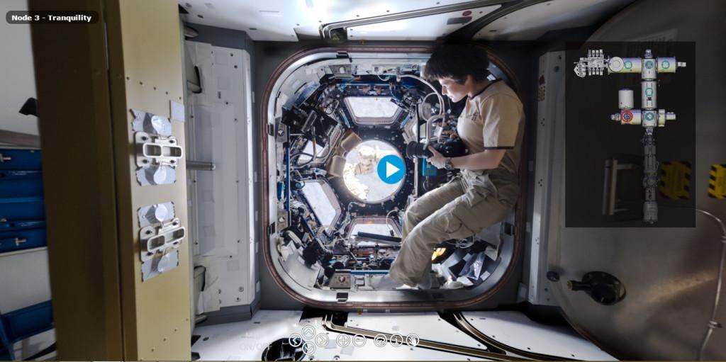 iss stazione spaziale internazionale Samantha Cristoforetti