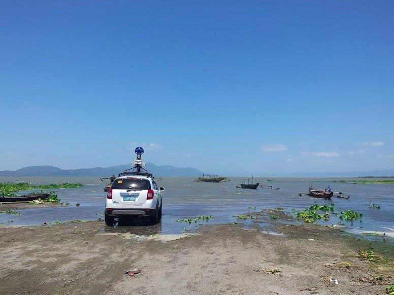 Street View Philippines Google Car