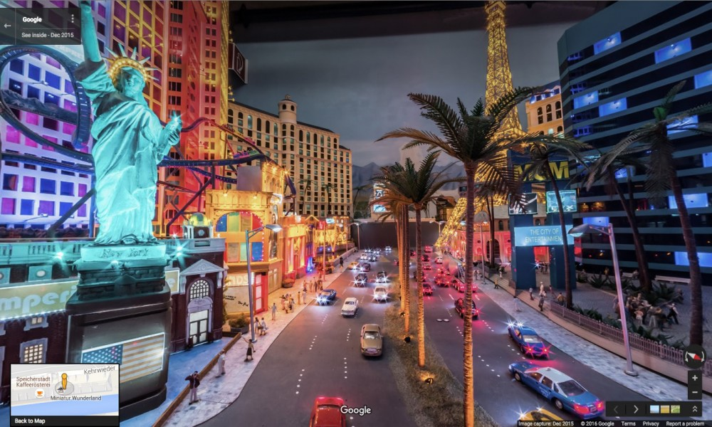 Miniatur Wunderland Las-Vegas