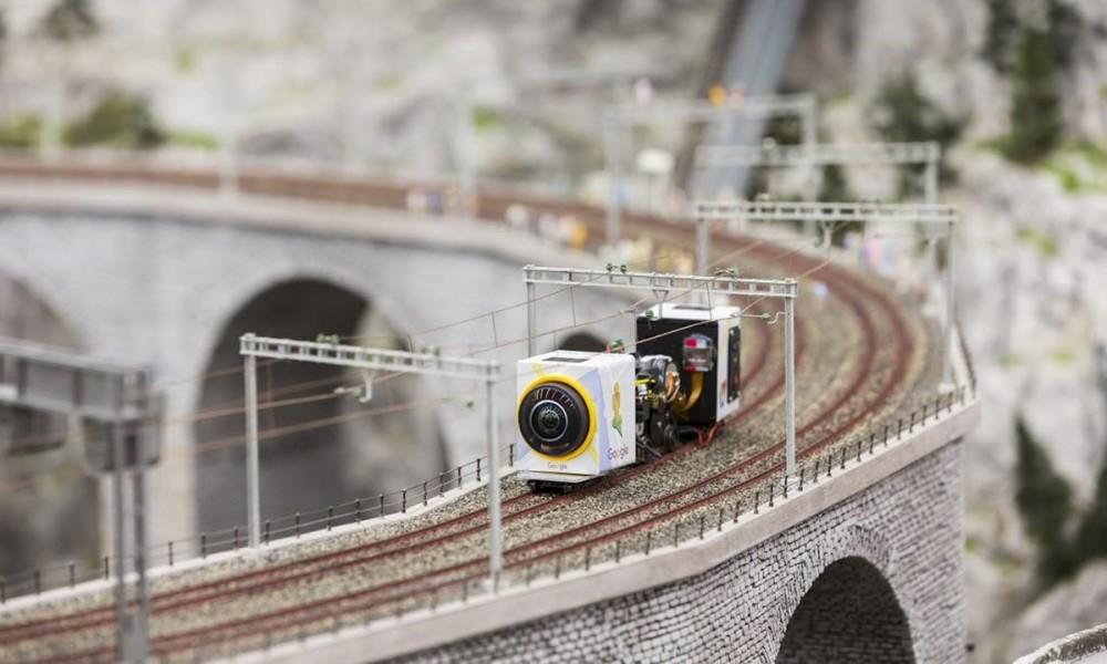 Miniatur Wunderland StreetView Train