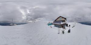 Panorama Rifugio Altissimo