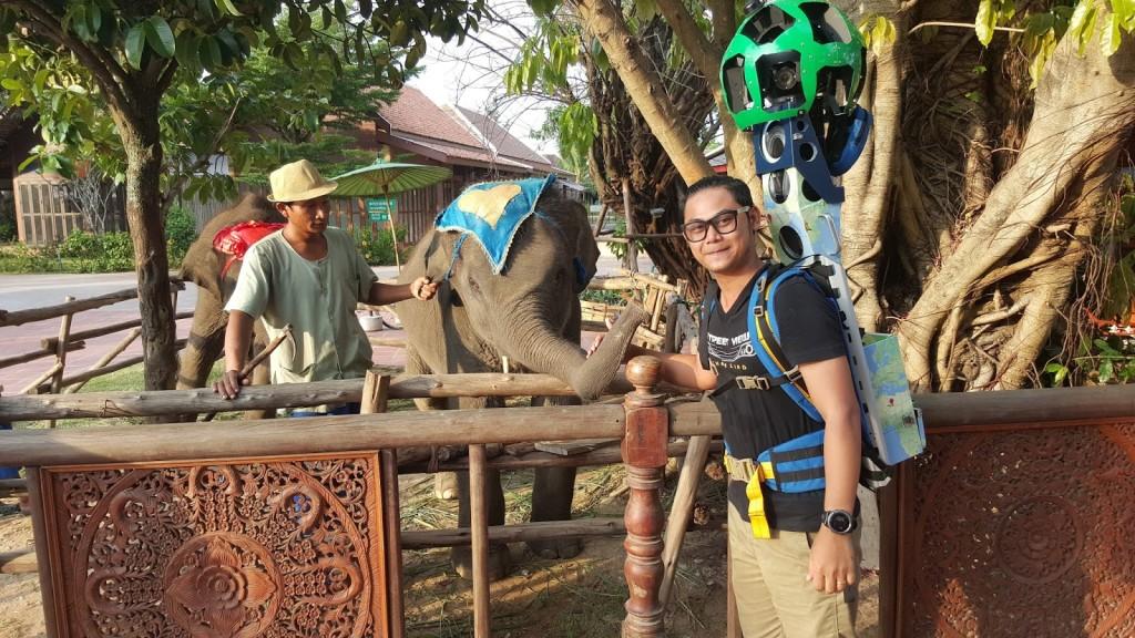 thailand google trekker