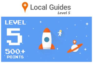 guida locale livello 5 google