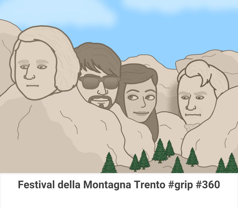 pegmantour - comics - trento film festival - grip 360