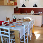 B&B Casa sul Lago - Cucina